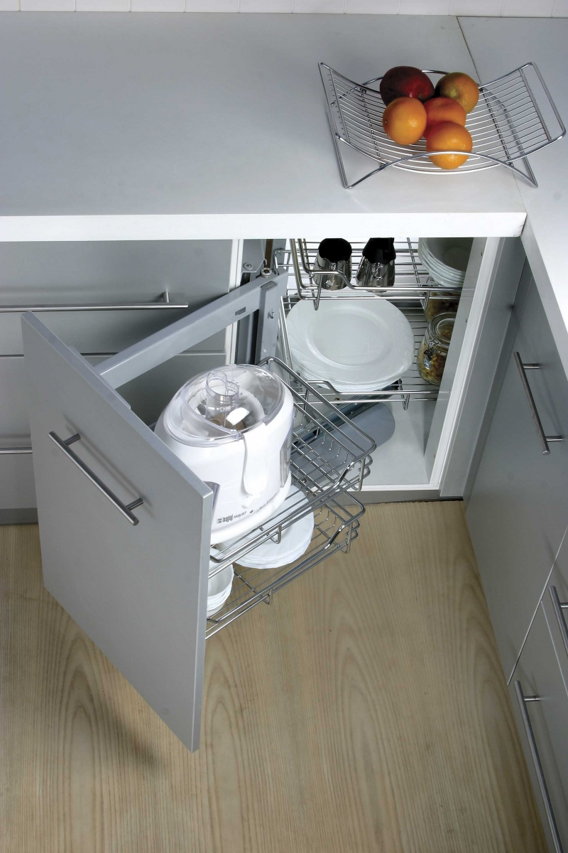 Hệ thống phụ kiện tủ bếp